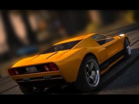 Bullet Gt Commercial Ford Gt Gta Iv Machinima