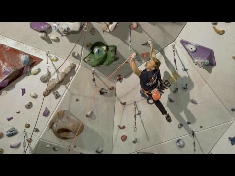 Magnus Midtbø, Nina Caprez Climbing – Vlog 34