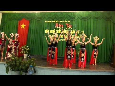 [AV10] Đất Việt tiếng vọng ngàn đời - Múa