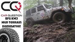 Best Mud Tires : BFGoodrich KM3 Mud-Terrain! | Full Review part 1/2