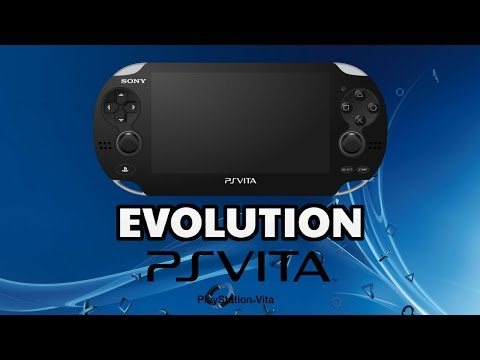 Evolution of PS Vita Games 2011-2018