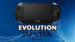 Evolution of PS Vita Games 2011-2018