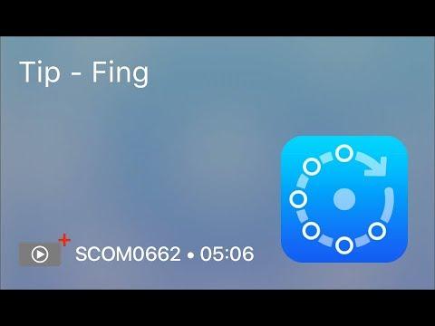 SCOM0662 - Tip - Fing Network Scanner