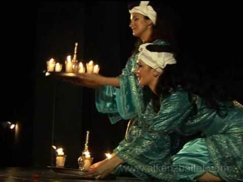A Moroccan Dance  -Danse Maroccaine - Perla Elias Nemer/Al Kenz Ballet