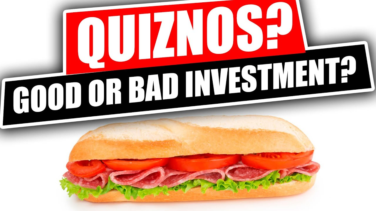 quiznos business plan