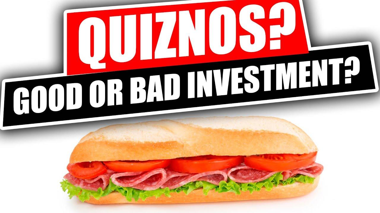 quiznos business plan