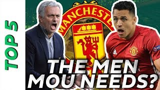 Manchester United transfer targets: Griezmann, Alexis Sánchez and Kyle Walker to join?