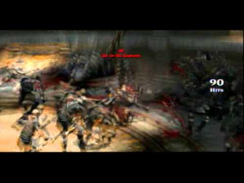 God of War 3 Walkthrough guia Desafios del Olimpo Control de poblacion 1/7