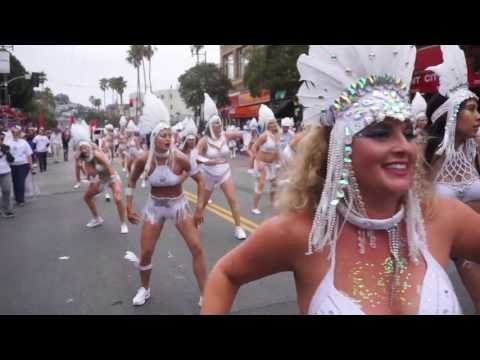 Carnaval San Francisco Parade 2017
