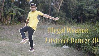 Illegal Weapon 2.0Street Dancer 3D |dLS Chinmay |Varun Dhavan, Illegal Weapon 2 Garry Sandhu