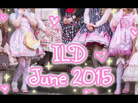 A Frilly Day Out With My Frilly Friends