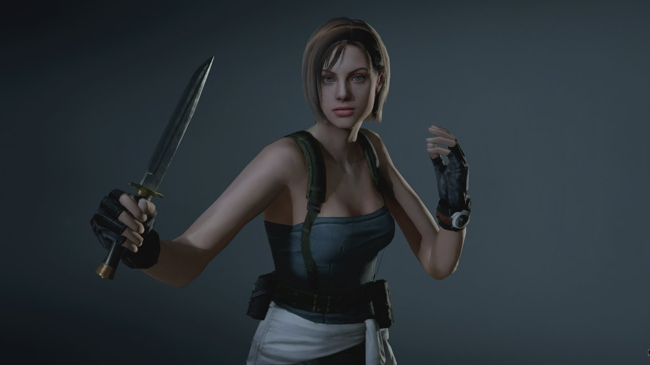 Resident Evil 3 Jill Hd Gameplay Free Version Is Available Youtube