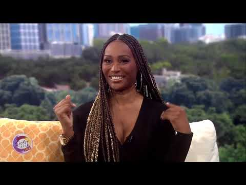 Sister Circle Live  One of our Favorite Atlanta Housewives: Cynthia Bailey