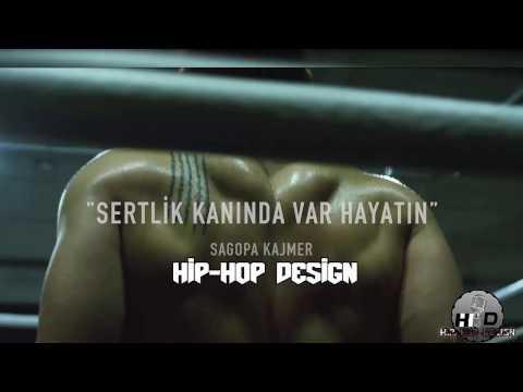 Sagopa Kajmer - Sertlik Kanında Var Hayatın SÖZLERİYLE(Lyrics Video) HD
