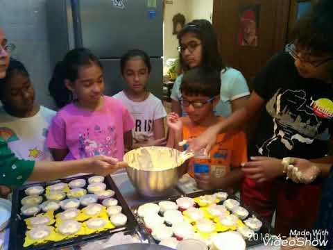 April Summer Baking Class