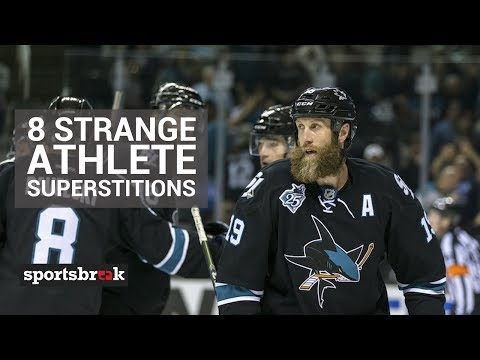 8 Of The Strangest Athlete Superstitions