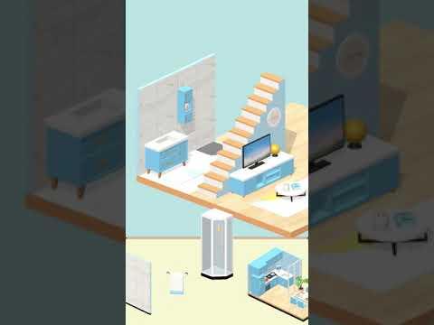 Art House 3D-인테리어 디자인 퍼즐 홍보영상 :: 게볼루션