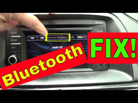 MAZDA Bluetooth SECRET FIX -- Fix or Pair Your Car Bluetooth in 20 Seconds Flat