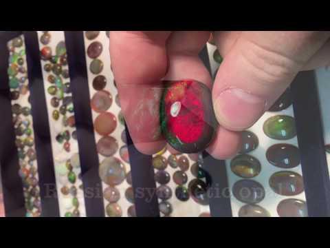 Как отличить натуральный опал от синтетического