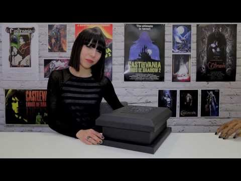 [Official] Unboxing Dracula's Tomb Edition [Castlevania: Lords of Shadow 2]