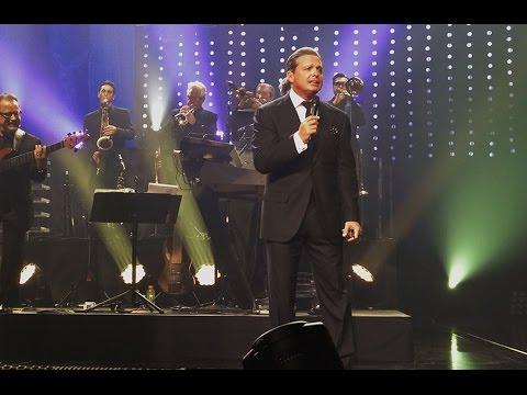 Luis Miguel The Hits Tour 2014 Las Vegas HD