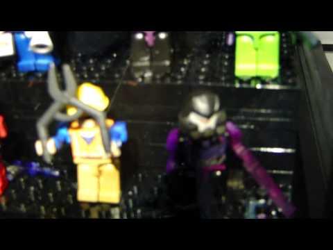 Transformers Kreons - Toy Fair 2012