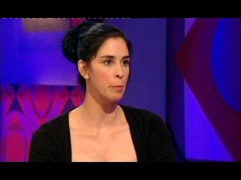 Sarah Silverman on Jonathan Ross PT1