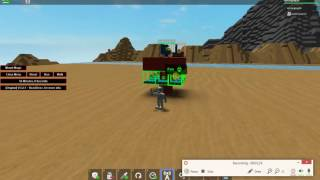 como construir um Roblox tutorial Air Craft