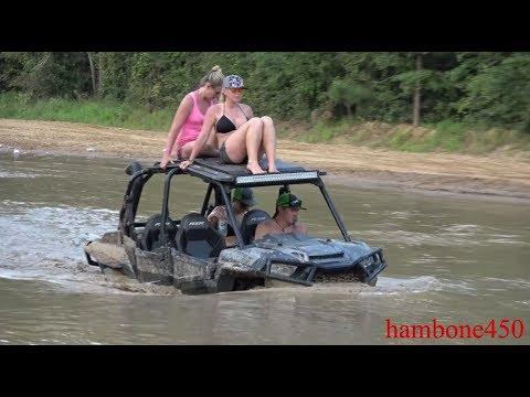 Just a Waterhole - Back to School Ride - River Run