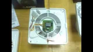 Вытяжной вентилятор Blauberg Aero 100 T с таймером(Распаковка вытяжного вентилятора #BLAUBERG AERO 100 T (БЛАУБЕРГ АЭРО 100 Т) с таймером отключения, обратным клапаном..., 2014-01-10T09:11:29.000Z)