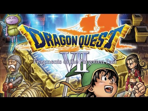 Dragon Quest VII: Fragments of the Forgotten Past Review for the Nintendo 3DS