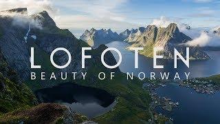 LOFOTEN - Beauty of Norway   4K Timelapse