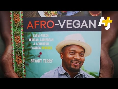 Cooking With Afro-Vegan Bryant Terry