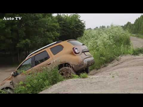 dacia-duster-2018-off-road-&-test-drive