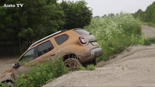 Dacia Duster 2018 Off Road & Test Drive