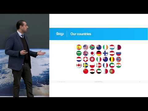 Sell internationally with ease on the e-marketplace Fruugo