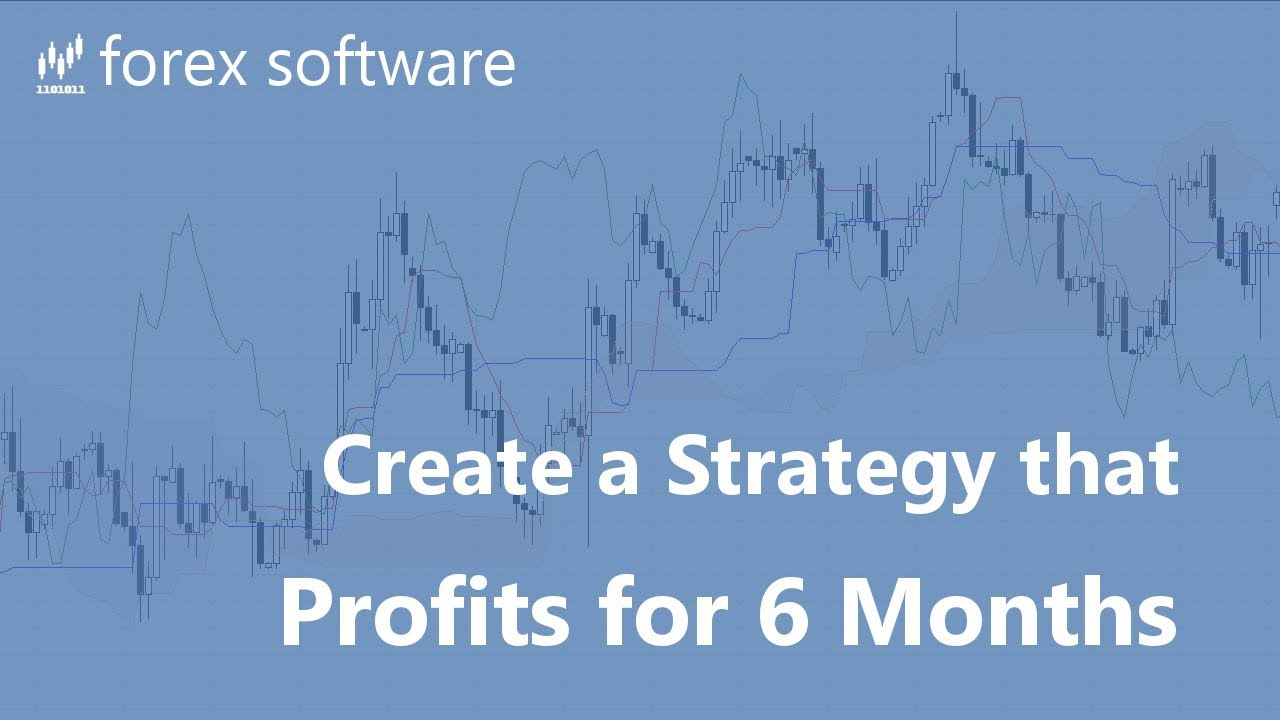Create a Strategy that Profits for 6 Months