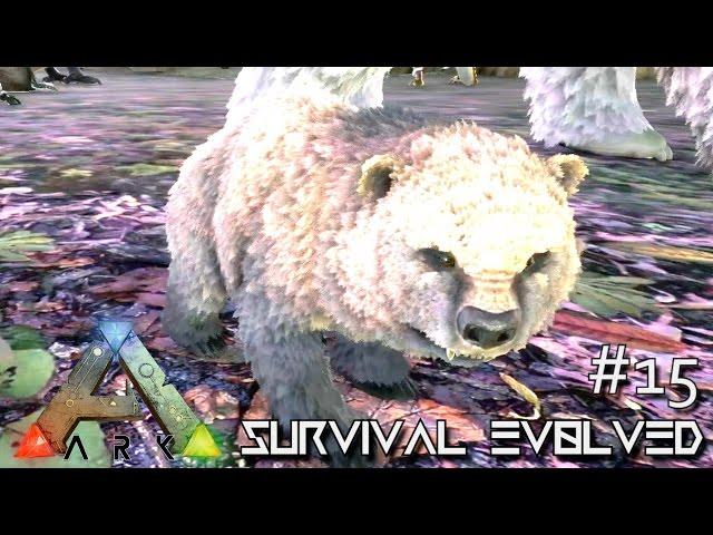 ARK: Survival Evolved - BREEDING BABY DIREBEARS & 150 TAMES ! - [S4 E15] (TheCenter Gameplay)