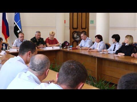 Назначение на должность начальника отдела МВД