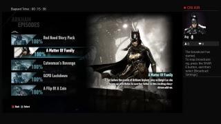 Batman Arkham Knight Arkham Episode 2 Thanksgiving Special