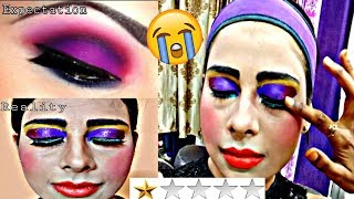 I WENT TO THE WORST REVIEWED MAKEUP ARTIST 😭 IN INDIA | WORST MAKEUP ARTIST IN MY CITY | DELHI