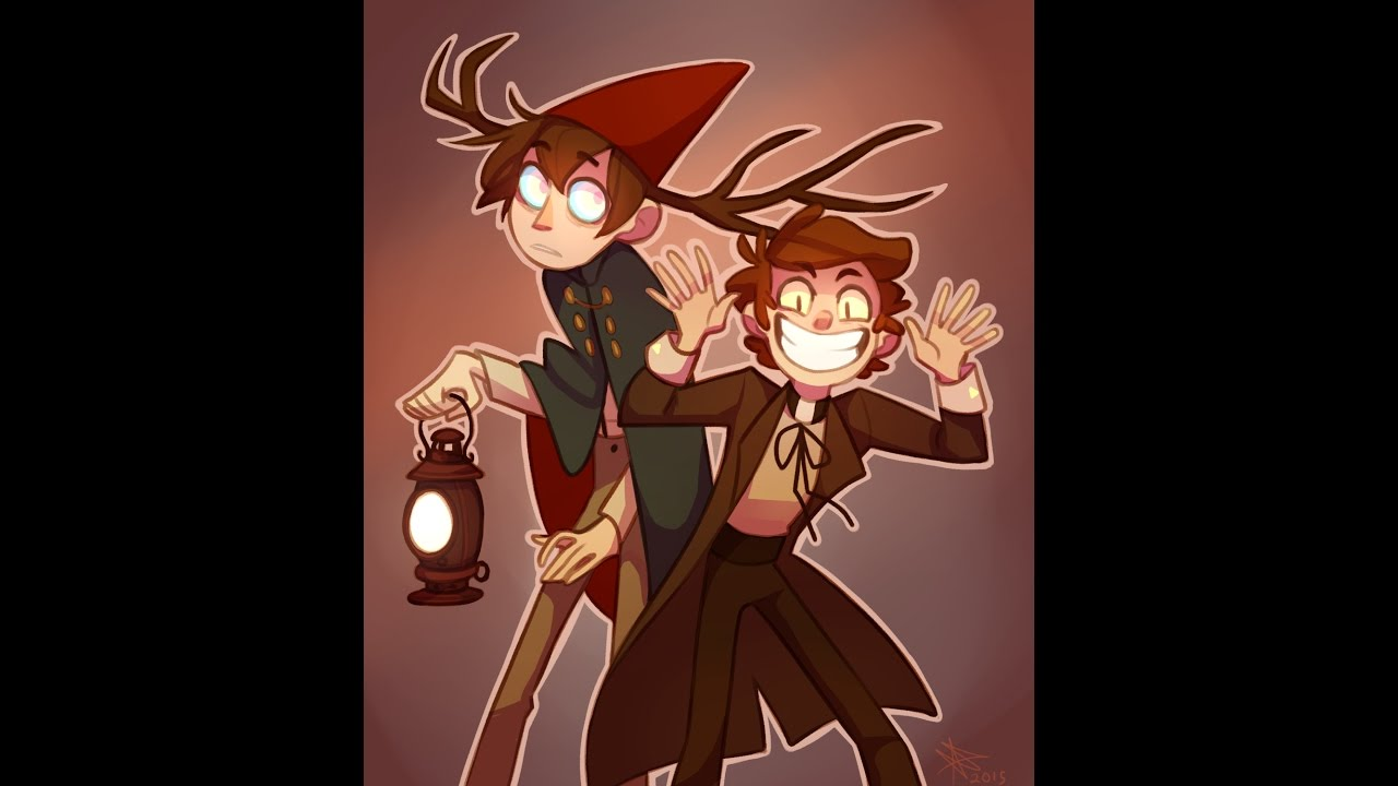 Amv The Spook Gravity Falls And Over The Garden Wall