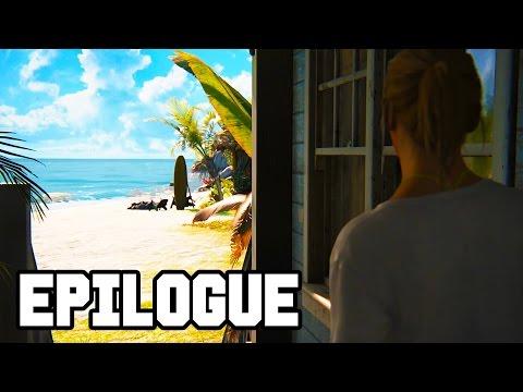 UNCHARTED 4 EPILOGUE!! Gameplay Walkthrough Part 36 - Epilogue (PS4 1080p HD)