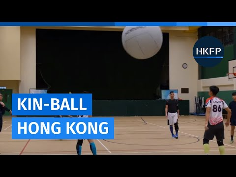Hong Kong's Kin-ball team heads to the World Cup, but fights for recognition at home