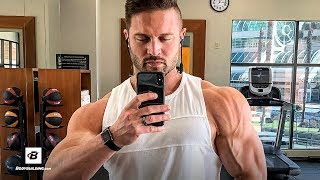 Deltoid Shred Workout + Q&A   Flex Friday with Trainer Mike