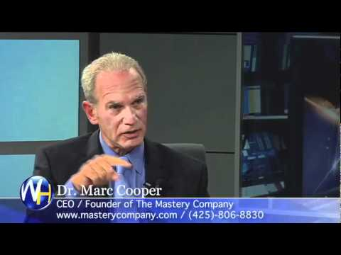 Dr. Marc Cooper, Seattle, author of seven successful books speaks with Randy Alvarez.