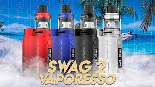 Vaporesso Swag 2 - Kr๐nos Arguiles