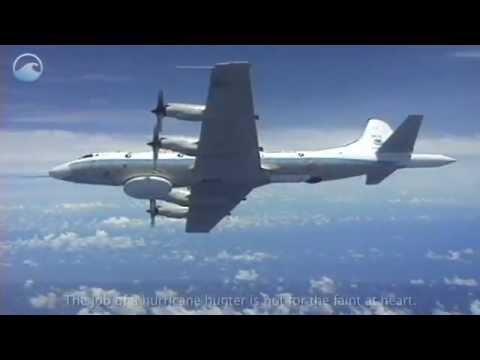 NOAA Ocean Today video: 'The Hurricane Hunters'
