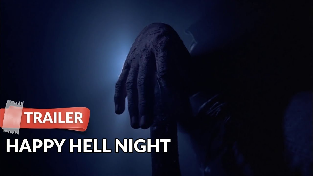 Download Happy Hell Night 1992 Trailer HD | Lisa Nichols | Sam Rockwell