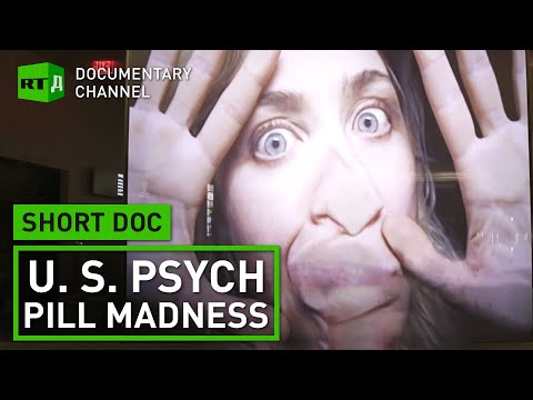 Psych Pills Destroying Americans | Short Doc